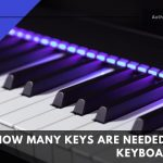 How Many Keys Are Needed To Learn Keyboard Piano