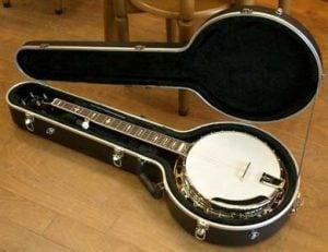 Banjo box