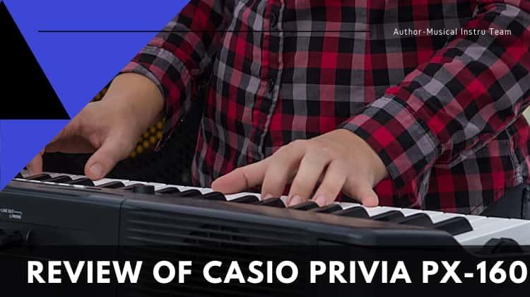 Casio Privia PX-160