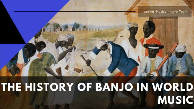 The History of Banjo