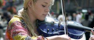 Beginner Violinists
