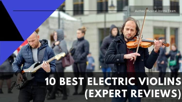 Best Electric Violins