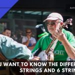 difference of 5 strings and 6 strings banjo