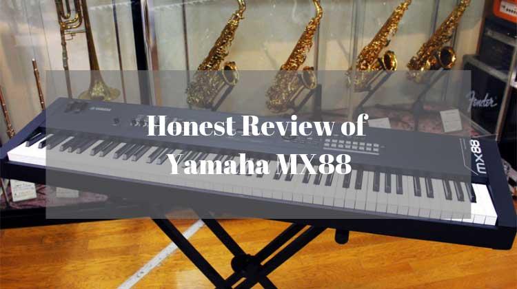 Review of Yamaha MX88
