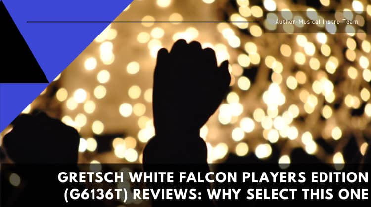 Gretsch White Falcon Players Edition (g6136T) Reviews
