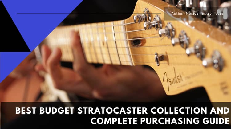 Best Stratocaster for the money