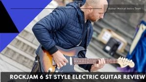 RockJam 6 ST Style Electric Guitar Review