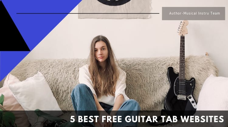 Best Free Guitar Tab Websites