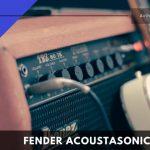 Fender Acoustasonic 15 Review
