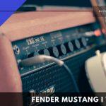 Fender Mustang I V2 Review
