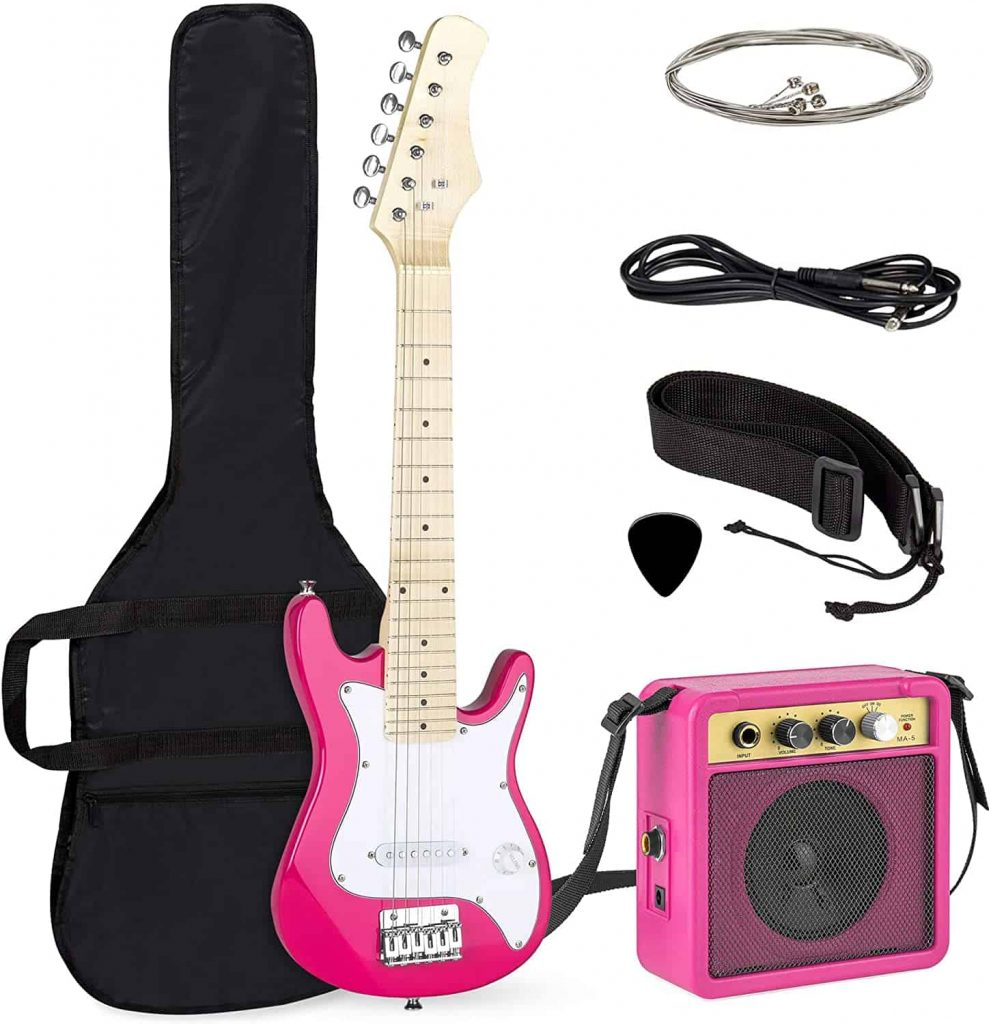 Best Choice Products Kids Electric Guitar