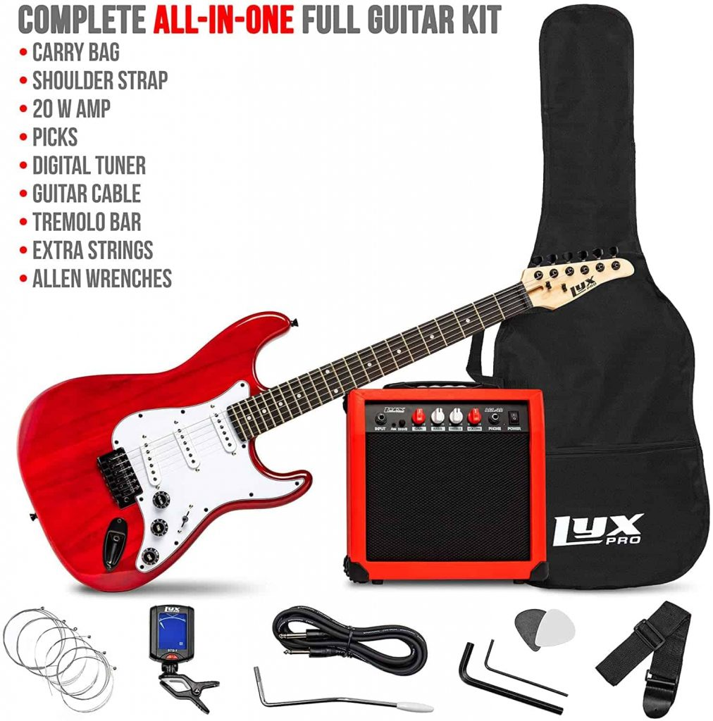 LyxPro Electric Guitar Review