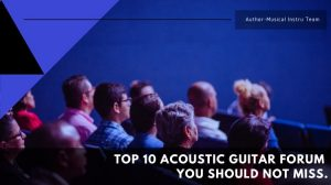 Top Acoustic Guitar Forum