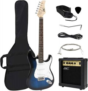 Best Choice Products Full-Size Beginner Electric Guitar Starter Kit