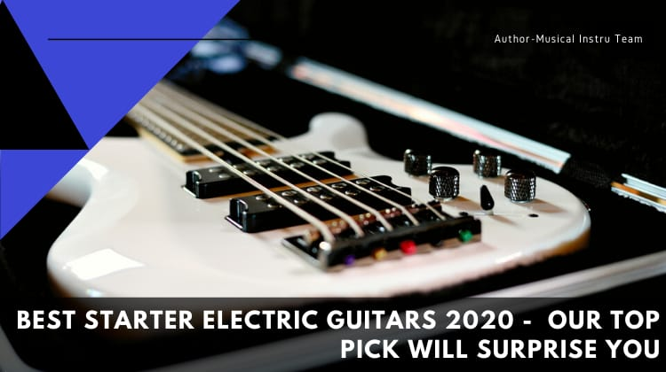 Best Starter Electric Guitars